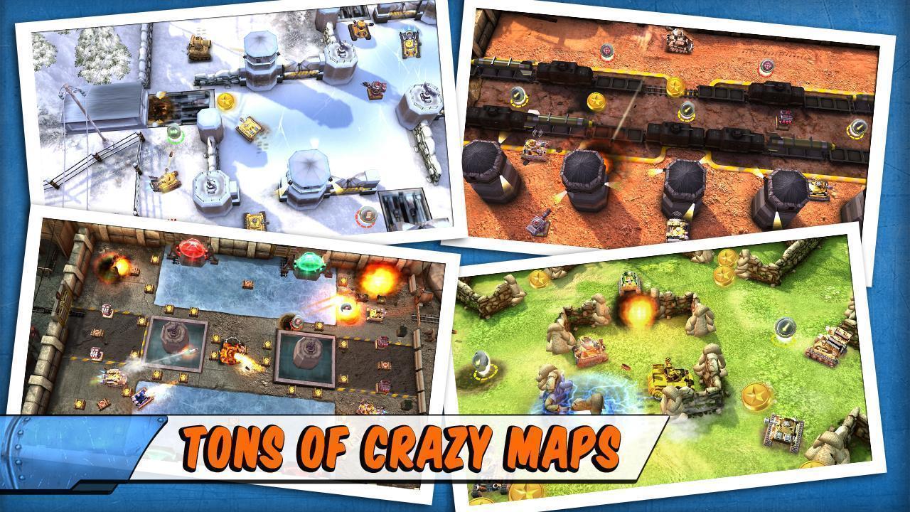 tank battles 2