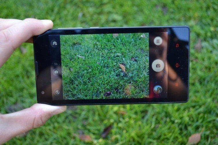 Základní aplikace pro fotografování