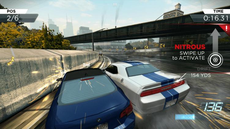 Ani s druhým titulem s názvem Need for Speed: Most Wanted nemělo Xiaomi problémy