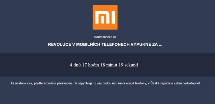 Xiaomi přichází do Čech