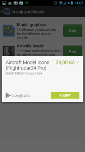 Lepší ikony letadel