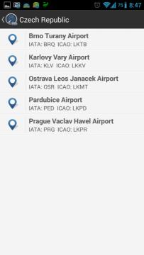 Hledání letiště