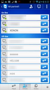 TeamViewer for Remote Control: počítače k připojení
