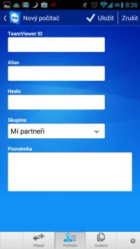 TeamViewer for Remote Control: přidání PC do seznamu