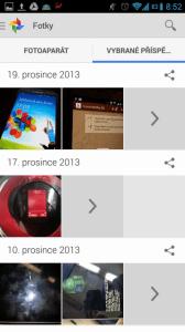 Google+: Fotografie