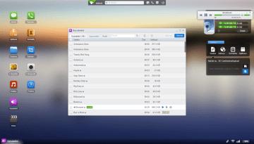 AirDroid: vyzvánění v prohlížeči