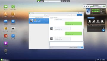 AirDroid: správa SMS prohlížeči