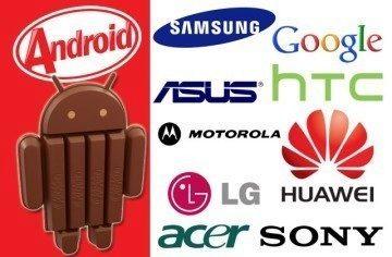 Které telefony a tablety dostanou aktualizaci?