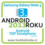 Certifikat AR 2013 Samsung Note 3