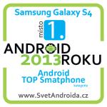 Certifikat AR 2013 Samsung S4