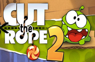 cut the rope featured