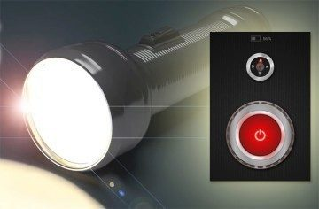 Flashlight LED Revolution: posviťte si telefonem!