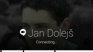 Google Glass Hangouts vytaceni