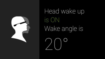 Google Glass nastaveni zapinani