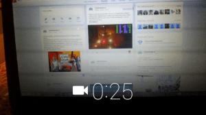 Google Glass nataceni videa