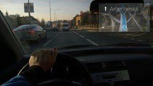 Google Glass navigovani v praxi (2)