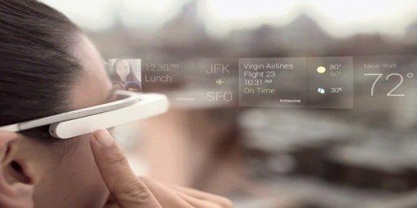 Google Glass Banner