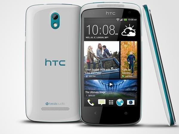 HTC Desire 500 / HTC Desire 500 Dual