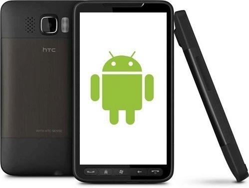 HTC HD2 - Android, který snad nikdy neumře