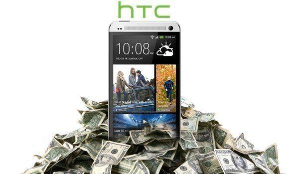 HTC-zisk