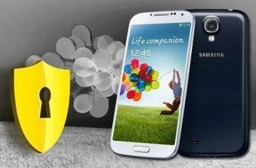 V Samsungu Galaxy S4 s Knoxem byla nalezena bezpečnostní díra