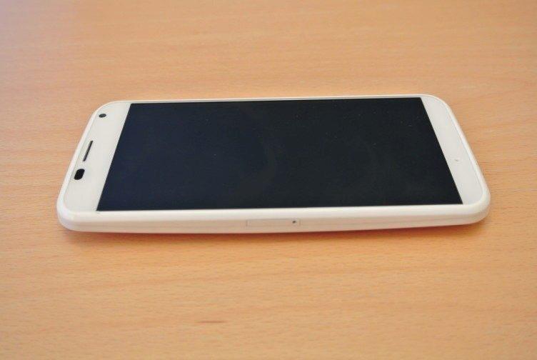 Motorola Moto X - bok