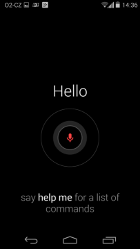 Motorola Moto X - Touchless Control 1
