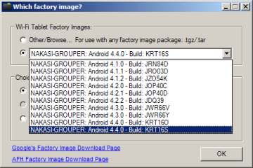S Nexusem 7 2012 se můžete vrátit až k Androidu 4.1