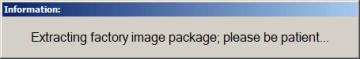 Rozbalování balíčku