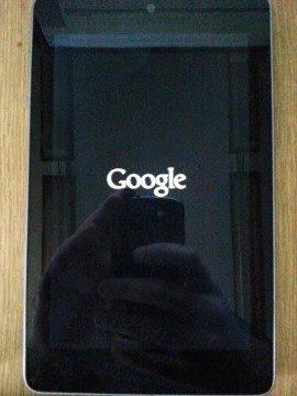 Nexus s uzamknutým bootloaderem