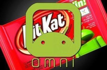Alternativní ROMka OmniROM přináší Android 4.4 KitKat