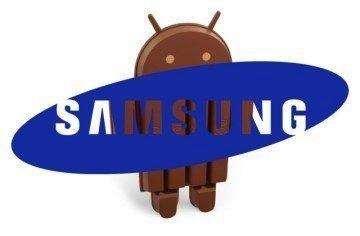 Telefony Samsung střední třídy možná dostanou Android 4.4 KitKat