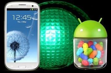Samsung opět aktualizuje Galaxy S III!