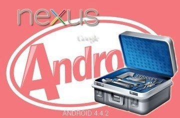 Jak aktualizovat Nexus ručně?