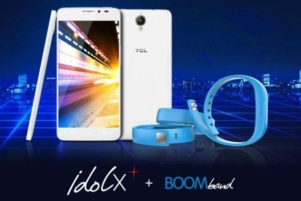 Alcatel Idol X+, BOOMband