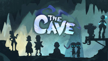 the cave main