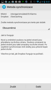 Dropsync (Dropbox Autosync)