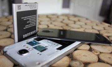 Samsung Galaxy S4 má akumulátor s kapacitou 2 600 mAh