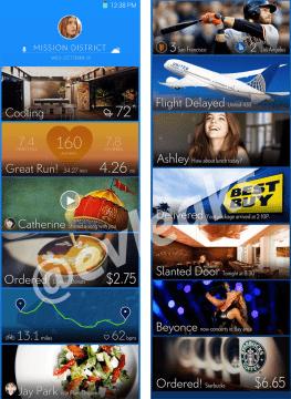 Takto údajně vypadá nové prostředí TouchWiz