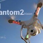 DJI Phantiom 2 Vision – náhledový obrázek