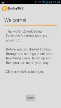 Aplikace provede blíže nespecifikovaná nastavení