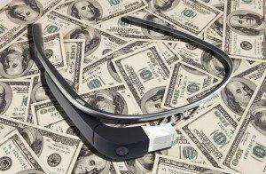 Cena Google Glass může letos klesnout k 600 dolarům