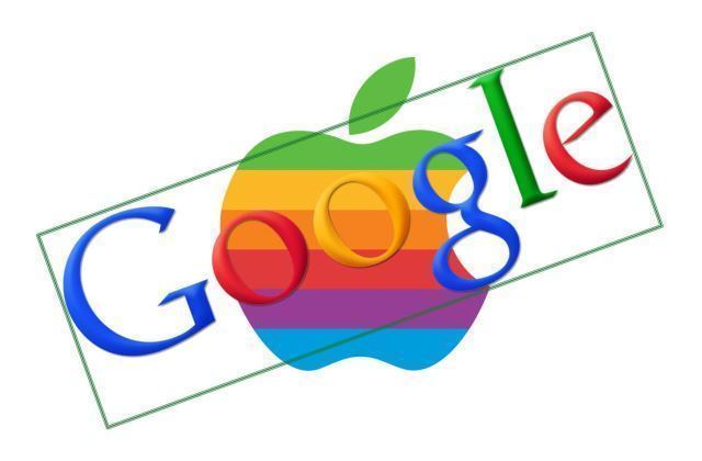Google beats Apple