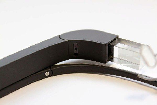 Google Glass ir senzor