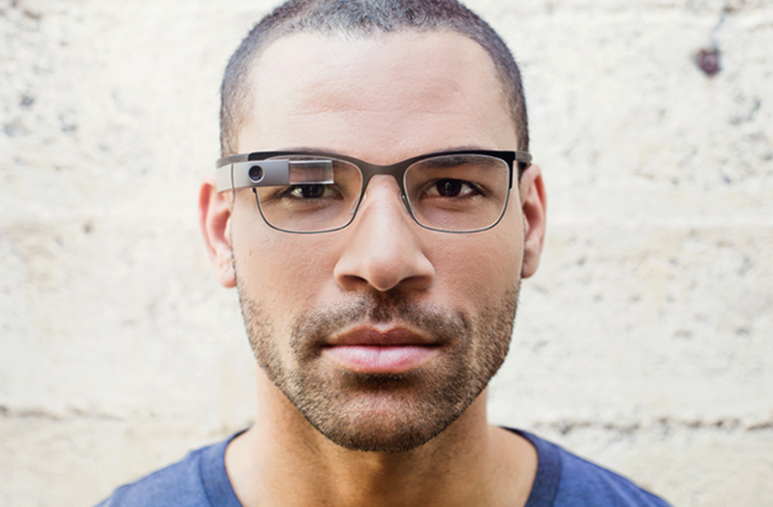 Google Glass obroucky