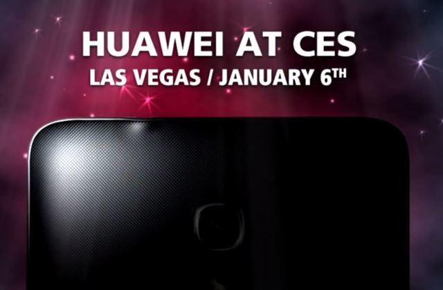Huawei LTE phone CES 2014