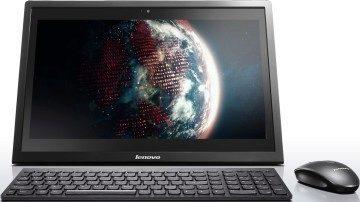 lenovo all in one desktop n308 black front keyboard mouse 10