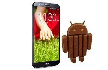 LG chystá aktualizaci na Android 4.4 KitKat pro řadu zařízení