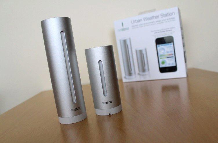 NetAtmo - cover smarthome