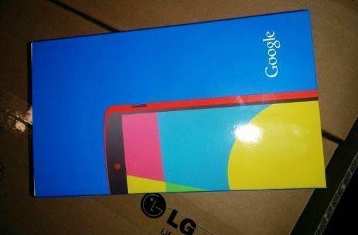 Nexus 5 červený cover